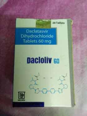 Dacloliv (Даклолив) Индия