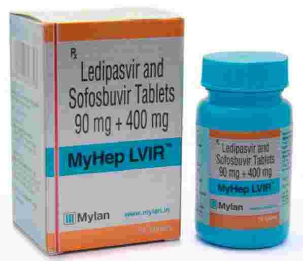 MyHep Lvir Индия