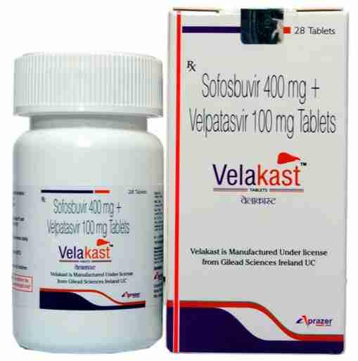 Velakast Индия