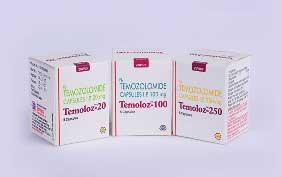 Temoloz-100 (Темолоз 100) Индия