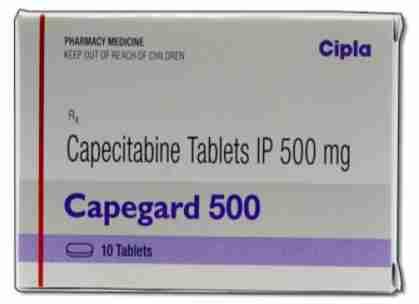 Capegard 500 Индия