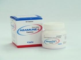 Abamune-L (Абамун-Л) Индия