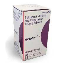 Resof Total, Лекарственные препараты, Индия. Противовирусные. Онкология. ВИЧ