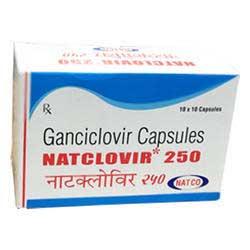 Препарат при ВИЧ/СПИД Natclovir (Наткловир)